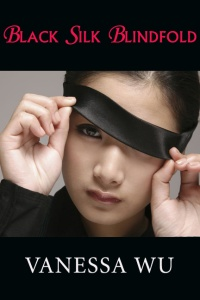 Black Silk Blindfold